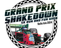 Grand Prix Shakedown 5K Run