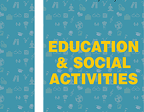 Cover-design Education and social Activities