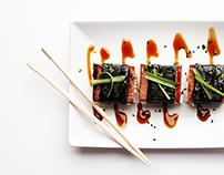 Asian Fusion Restaurant Branding