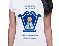 Círio de Nazaré T-shirt