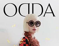 ODDA 7 (Fashion Editorial/Writing)