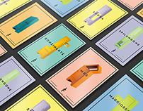 Logo + postcards for F.lli Lamière