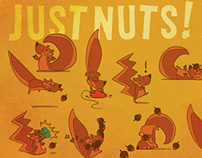 JUST NUTS!