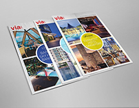 Via.com Hotel Flyer Template