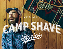 Camp Shave Stories