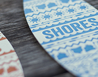 Shores Camp - Letterpressed Surfboards