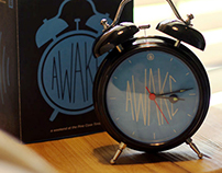 Awake Conference Alarm Clock Promotional Package