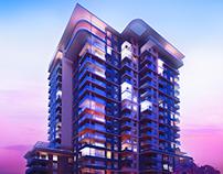 Website, eDM - Belise Apartments