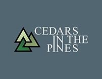 Cedars in the Pines, Logo
