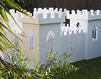 Cardelot Cardboard Castle