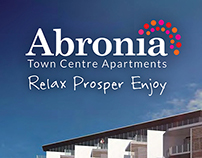 Project Branding - Abronia Apartments