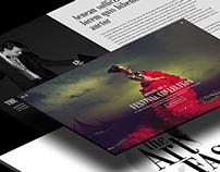 H&S | Fashion Portal | Creative Concept