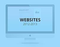 Websites 2012-2013