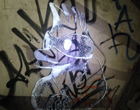 underground Punk Duck by Tefi / Port Royal + MORE