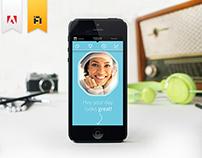 LifePuzzle - App concept