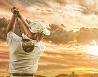 Golf Player Composite