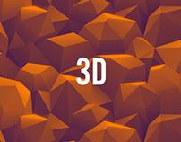 3D random stuff