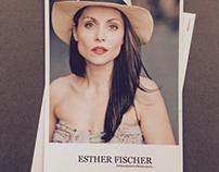 Esther Fischer, Schauspielerin und Moderatorin
