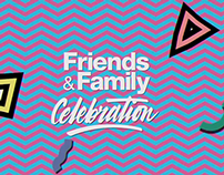 DESIGUAL // Friends & Family Promotion LOOP