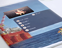 Presentation Folders with Integrated Video
