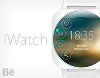 Concept Design For iWatch