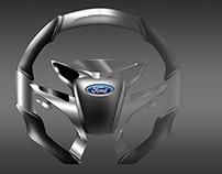 Ford Steering Wheel Design