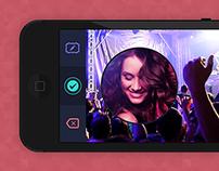 Double Selfie - app concept & design.