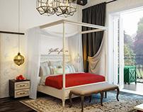 bedroom (version 2)