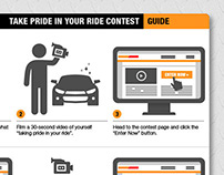 Contest Guide - Infographic