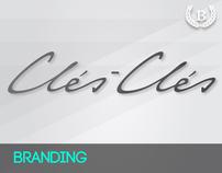Clés -Clés / Branding