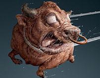 Saky Dental Floss Rod: BULL