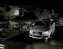 Audi Q7 (tv and showroom video)