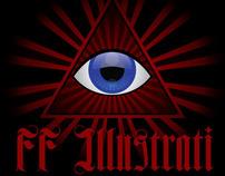 FF illustrati - Free Font