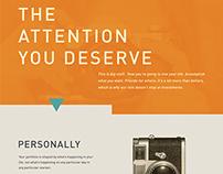 Mclean - Website Design