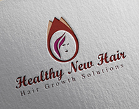 Hair Logo Design