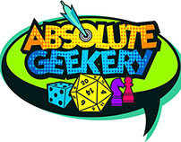 Absolute Geekery Logo