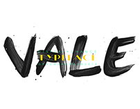 VALE typeface