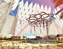DUBAI EXPO 2020 | Infographic project