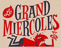 Le Grand Miercoles LP Cover