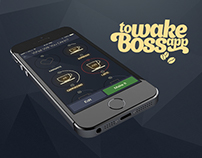 To Wake Boss App