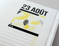 Personal Calendar - Agenda Personnel