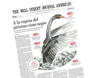 Newspaper design - The Wall Street Journal Americas
