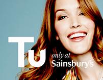 Sainsbury's: Tu clothing mobile site