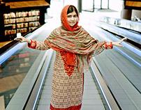 Malala by Jason Bell