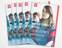 Chestnut Hill College: ROI Brochure