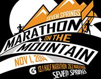 Marathon on the Mountain ( 7Springs )