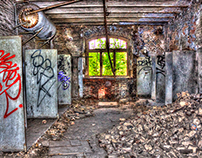 Lost Passage Ways: Doors & Hallways 2