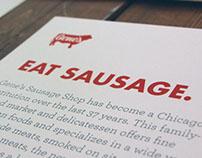 Gene's Sausage Shop