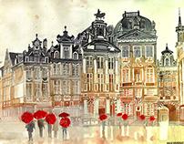 architectural watercolors vol 5