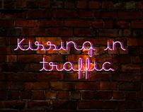 Kissing In Traffic Prints